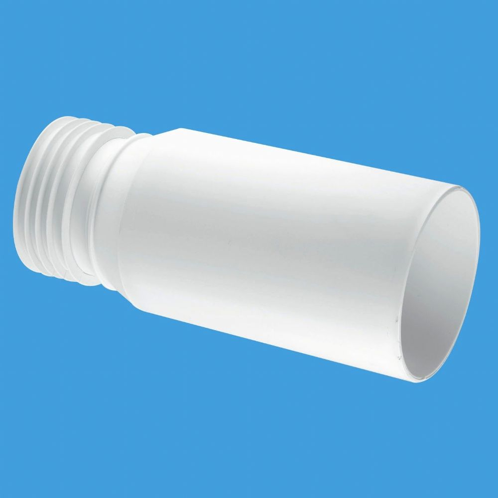 Mcalpine 4 Inch To 3 189 Pan Connector Reducing Extension